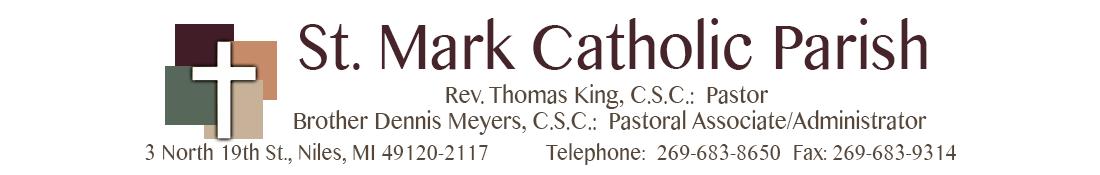 St. Mark Parish of Niles, MI